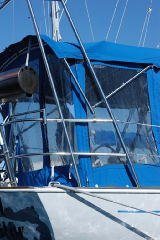1981 Niagara boat for sale, model of the boat is 35 MkI Sloop & Image # 4 of 18