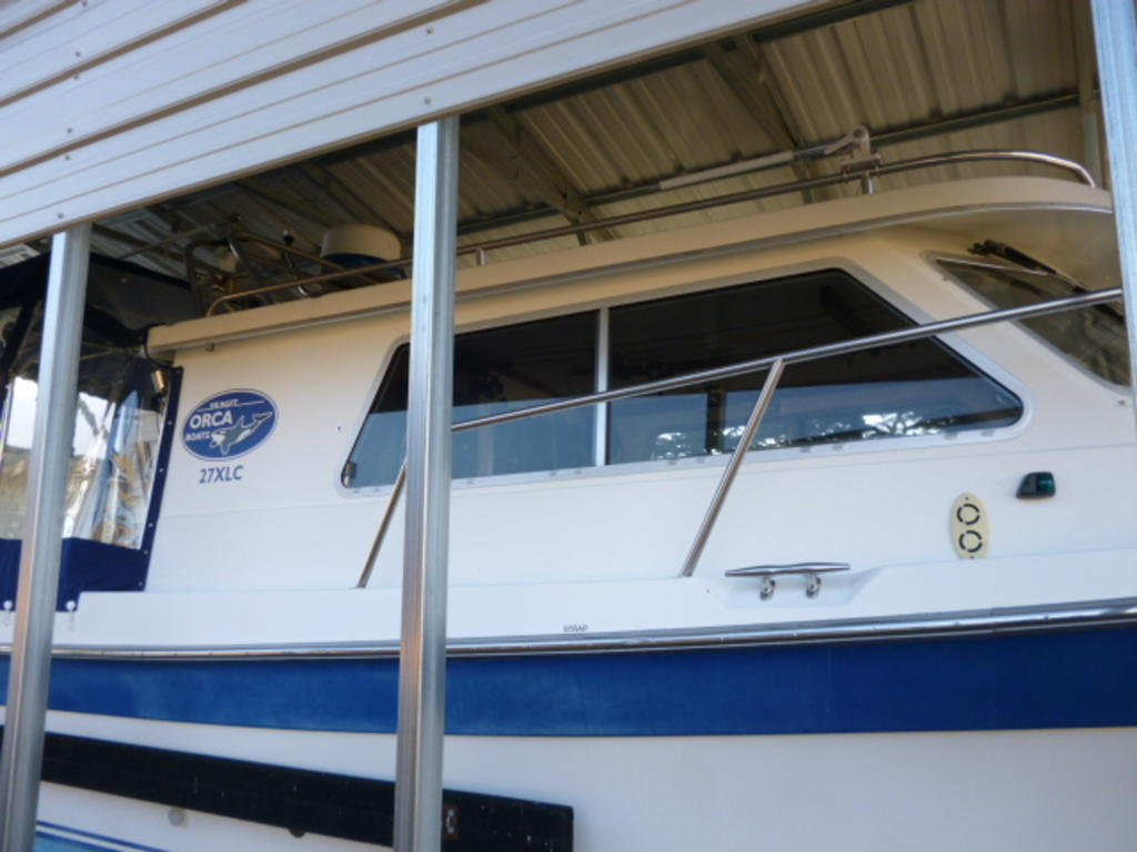 1999 Skagit Orca boat for sale, model of the boat is 27XLC & Image # 12 of 27