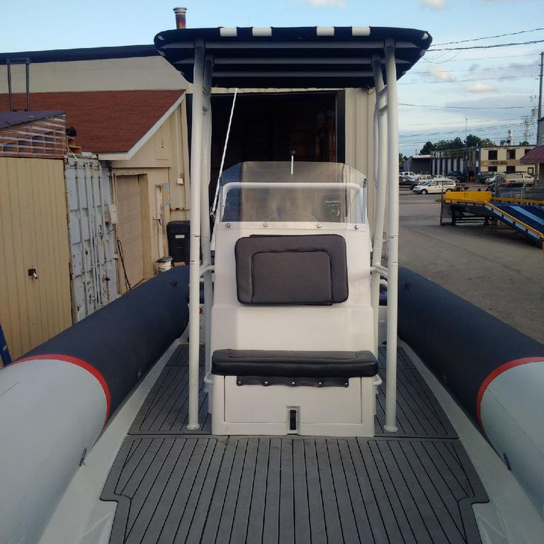 2018 Highfield boat for sale, model of the boat is Patrol 760 & Image # 3 of 3