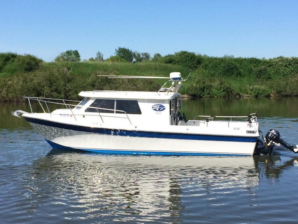 1999 Skagit Orca boat for sale, model of the boat is 27XLC & Image # 14 of 27