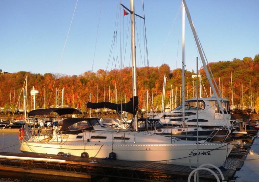 For Sale: 1990 Kiri&eacute; Elite 364 36ft<br/>Joel Dionne Yachts