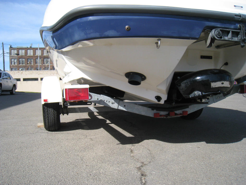 2001 Sea Doo Sportboat boat for sale, model of the boat is CHALLENGER & Image # 17 of 24