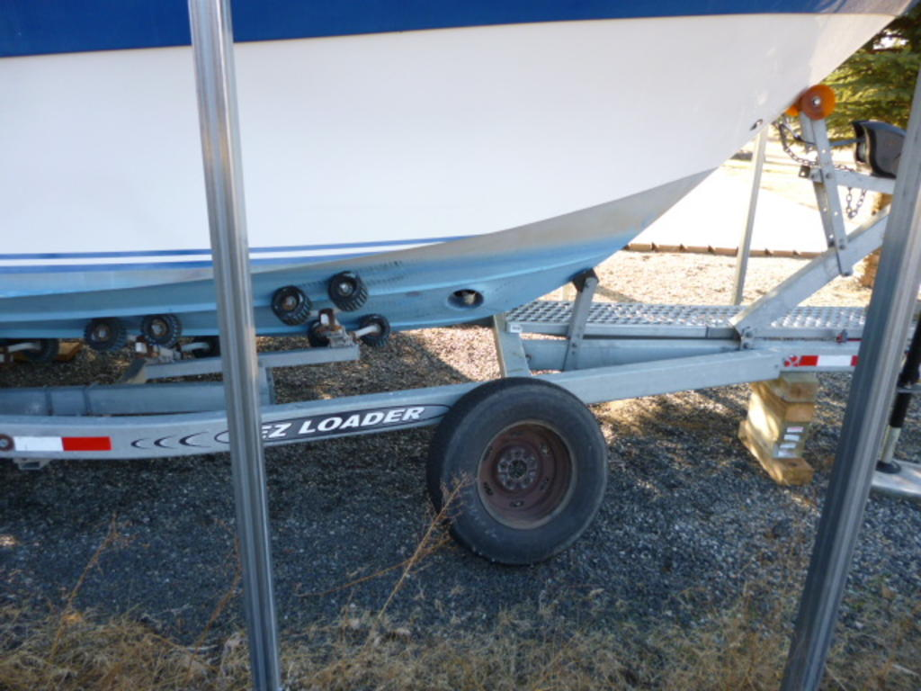 1999 Skagit Orca boat for sale, model of the boat is 27XLC & Image # 8 of 27