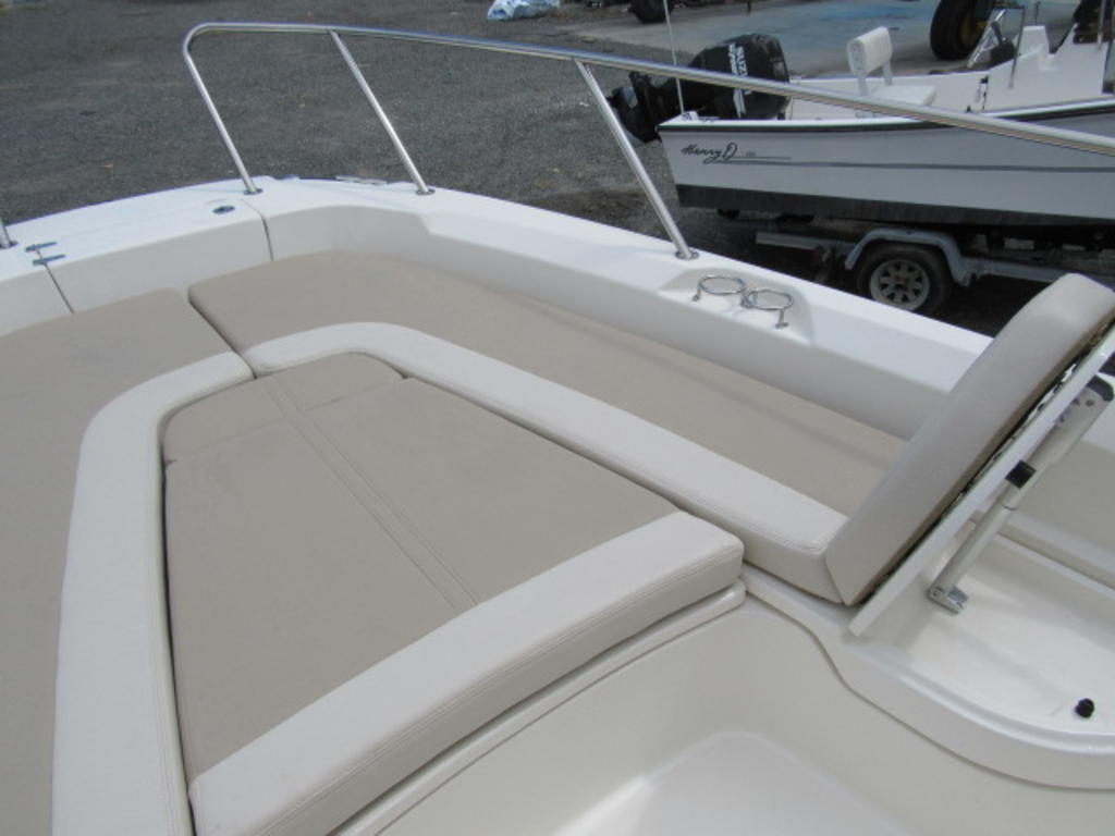 2019 Boston Whaler boat for sale, model of the boat is 240 Dauntless & Image # 22 of 27