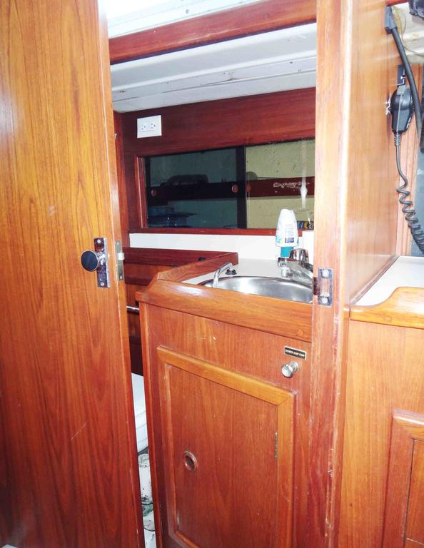 1981 Niagara boat for sale, model of the boat is 35 MkI Sloop & Image # 8 of 18