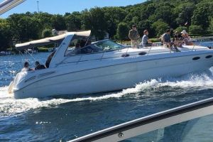 1999 SEA RAY 380 SUNDANCER for sale