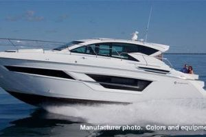 2021 CRUISERS YACHTS 46CANTIUS for sale
