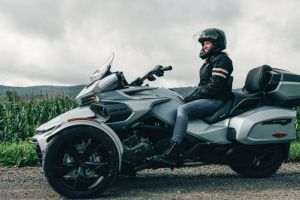 2021 CAN AM ATV SPYDER F3 T for sale