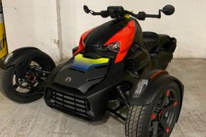 2019 CAN AM ATV RYKER 600 ACE for sale
