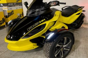 2014 CAN AM ATV SPYDER RSS SE5 for sale