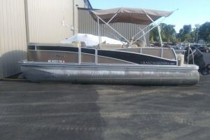 2012 HARRIS 230 GRAND MARN for sale
