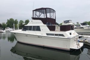 1990 SILVERTON 40 AFT CABIN for sale
