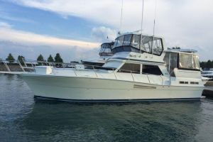 1988 VIKING 44 for sale