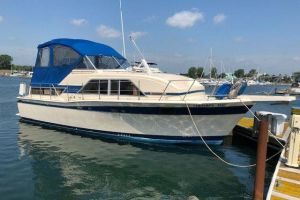 1983 CHRIS CRAFT 350 CATALINA for sale
