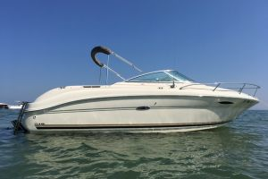 2004 SEA RAY 215 WEEKENDER for sale