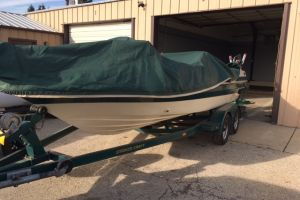 1999 SMOKER CRAFT V180 SC for sale