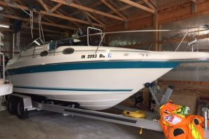 1995 SEA RAY 250 SUNDANCER for sale