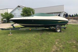 2001 CROWNLINE 202BR for sale