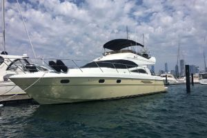 1998 PRINCESS YACHTS 52 FLY/MY for sale