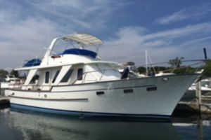 1986 DEFEVER 48 TRAWLER for sale