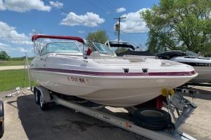 2001 HURRICANE 237 FUNDECK for sale