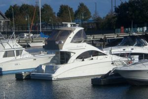 2007 SEA RAY 36 SEDAN BRIDGE for sale