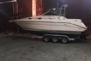 1994 SEA RAY 270 SUNDANCER for sale