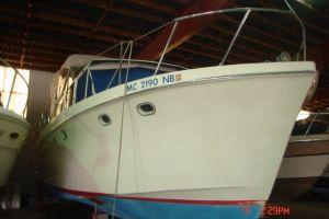 1963 HATTERAS 34 AFT CABIN for sale