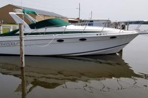 1997 DONZI 3250LXC for sale