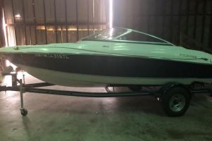 2011 FOUR WINNS 190 LE for sale