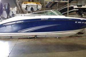 2013 YAMAHA 210 SX for sale