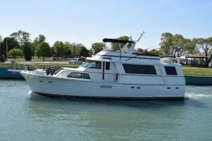 1977 HATTERAS 58 MOTOR YACHT for sale