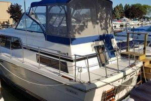 1986 TROJAN TRI CABIN for sale