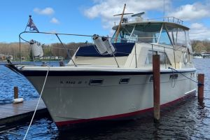 1968 HATTERAS DCMY for sale