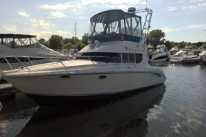 1994 SILVERTON 312 SEDAN for sale
