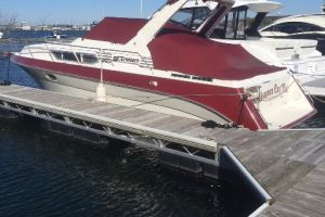 1988 CRUISERS YACHTS 3170 ESPRIT for sale