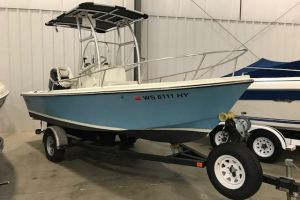 1986 MAKO 17 CC for sale