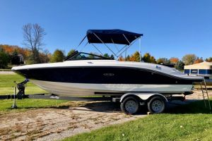 2019 SEA RAY 210SPX for sale