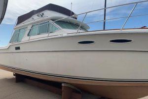 1982 SEA RAY 355 SEDAN for sale