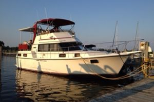 1986 CARVER 3607 for sale