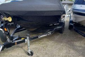 2014 CARAVELLE 220 for sale