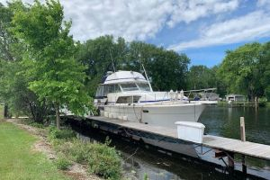 1978 CHRIS CRAFT 41 for sale