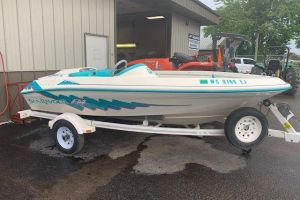 1996 SEA RAY F 14 for sale