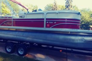 2014 SMOKER CRAFT DS8522SUNCHASER for sale