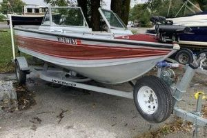 1988 CRESTLINER STORM SERIES for sale