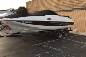 2015 BAYLINER 215 DECK BOAT for sale