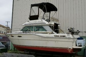 1986 SEA RAY 300 DB for sale