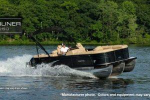 2021 HARRIS 250SUN/SLDH/TT for sale