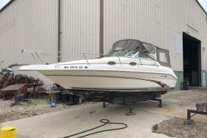 1998 SEA RAY 250 SUNDANCER for sale