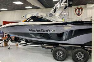 2018 MASTERCRAFT XT22 for sale